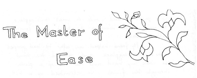 master of ease title